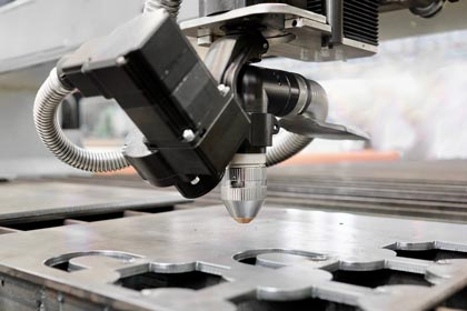 Laserschneiden - Fertigungsverfahren